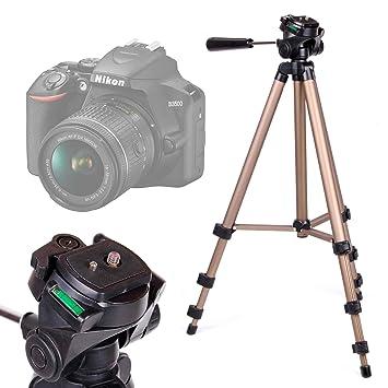 DURAGADGET Trípode, Monopié y Palo Selfie Stick para Canon EOS ...