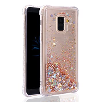 7bb71faf8d9 Amazon.com  Case Galaxy A8 Plus 2018 Girls