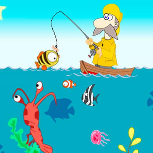 fun fishing game: Fish day