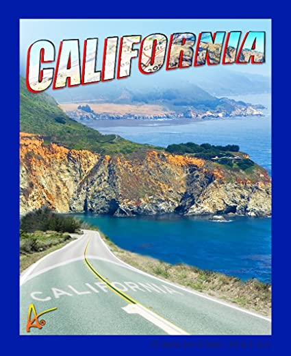 Amazon com: Best Ultimate Iron-On California PCH Travel Collectable