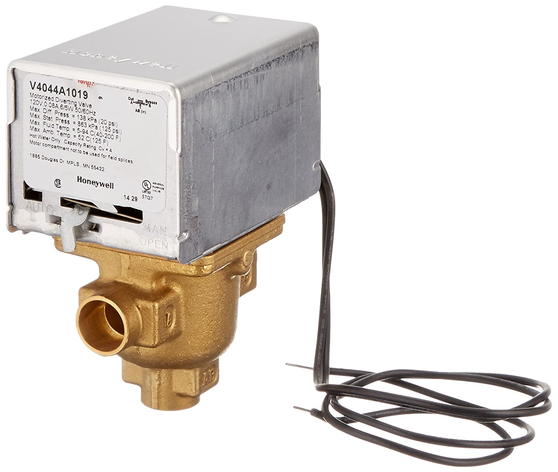 Honeywell V4044A1019 Electric Zone Valve