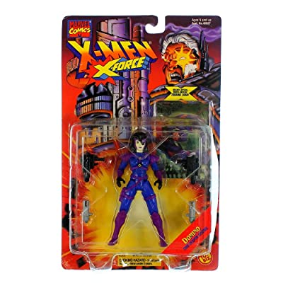 X-Men: X-Force Domino Action Figure: Toys & Games