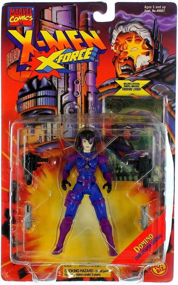 X-Men: X-Force Domino Action Figure