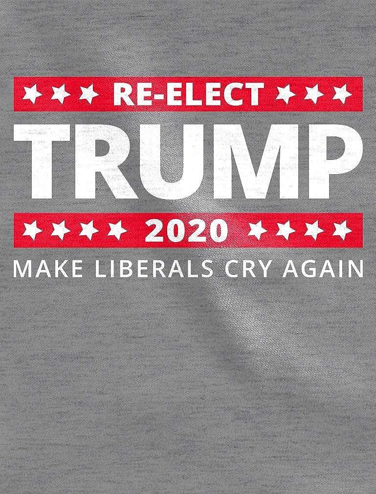 Re-Elect Trump 2020 President Donald Trump USA America Sweatshirt