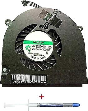 Bfenown Ventilador de refrigeración de CPU de Repuesto para ...
