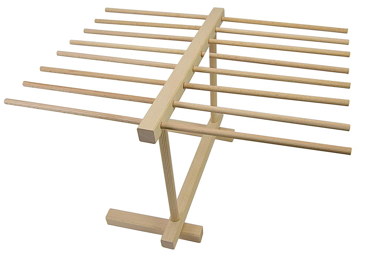 Amazon.com: ELETTRO CENTER Art.391 Dries Pasta, Wood, Brown: Home & Kitchen