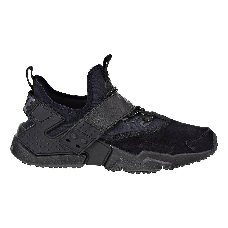 Nike Air Huarache Drift PRM, Zapatillas de Running para Hombre 45.5 EU|Negro (Black/Anthracite-whi 001)