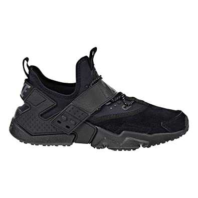 NIKE Air Huarache Drift Premium Men's Shoes Black/Anthracite ah7335-001  (7.5 D