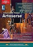 Johann Adolf Hasse : Artaserse (1730 Venice Version) [DVD] [Import]