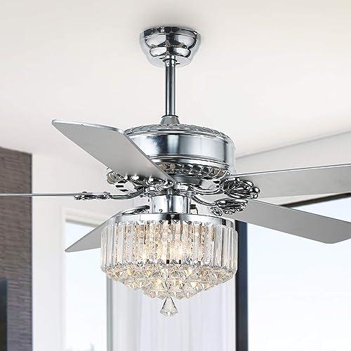 52″ Ceiling Fan Modern Ceiling Fan