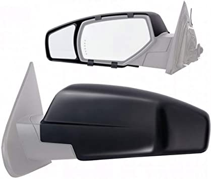 Pair 80900 K Source Chevy Clip-on Towing Mirror
