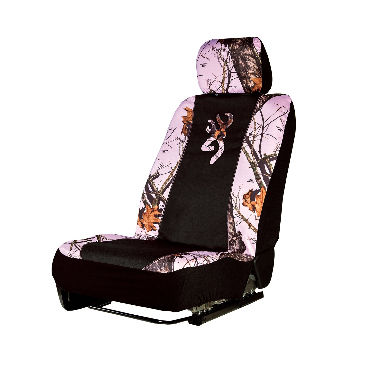 mossy floor oak camo pink automotive mat wheel cover auac browning mats accessories steering