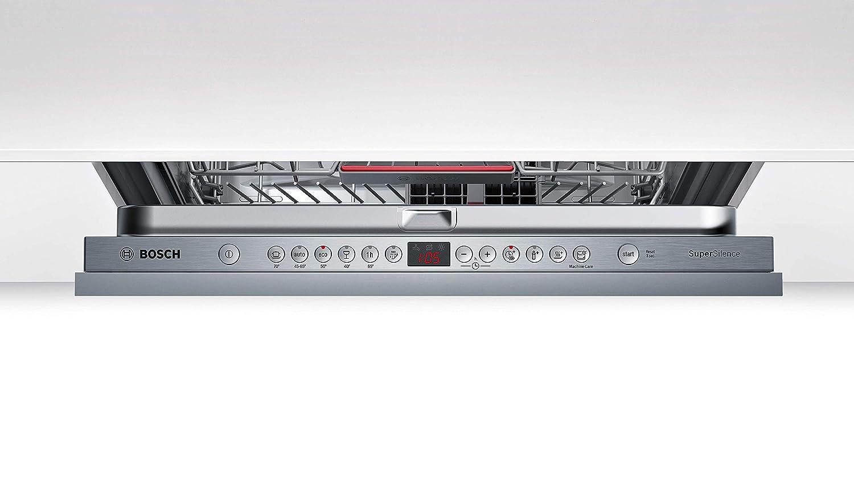 Bosch SBV46JX03E Serie 4 - Lavavajillas integrable (A++, 60 cm ...