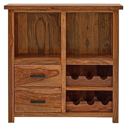 The Attic Alabama Bar Cabinet (Natural)