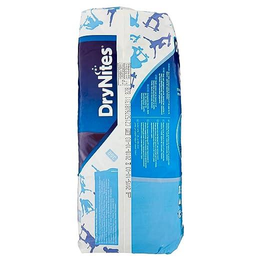 DryNites - Calzoncillos absorbentes para niños de 8-15 años, 2 paquetes x 13 calzoncillos