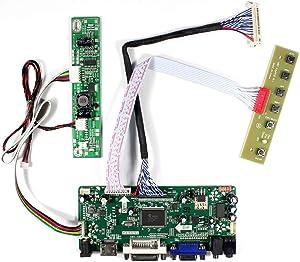 VSDISPLAY HD-MI VGA DVI Audio LCD Controller Board for 21.5