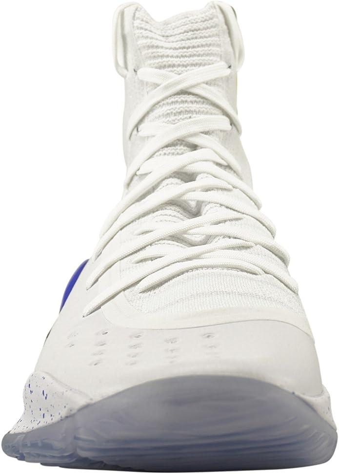 Under Armour Curry 4 Hombre Zapatillas de Baloncesto, 47: Amazon ...