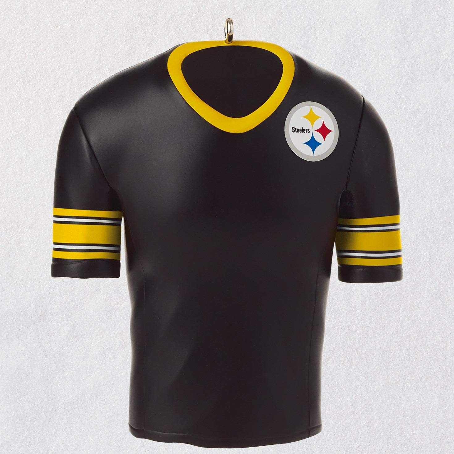 25f007b2 Hallmark Pittsburgh Steelers Jersey Ornament Sports & Activities,City &  State