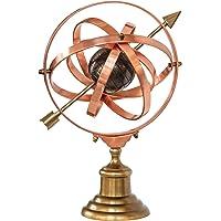 Cobre Reloj de Sol de la decoración del