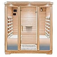 Home Deluxe Infrared Sauna Bali XL