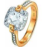 Pierre Cardin Damen-Ring Reve Eveille Sterling-Silber 925