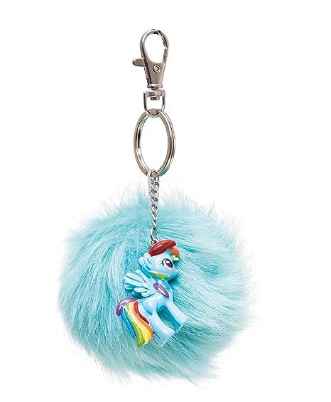 Llavero/Bolsa Peluche mi pequeño Pony Rainbow