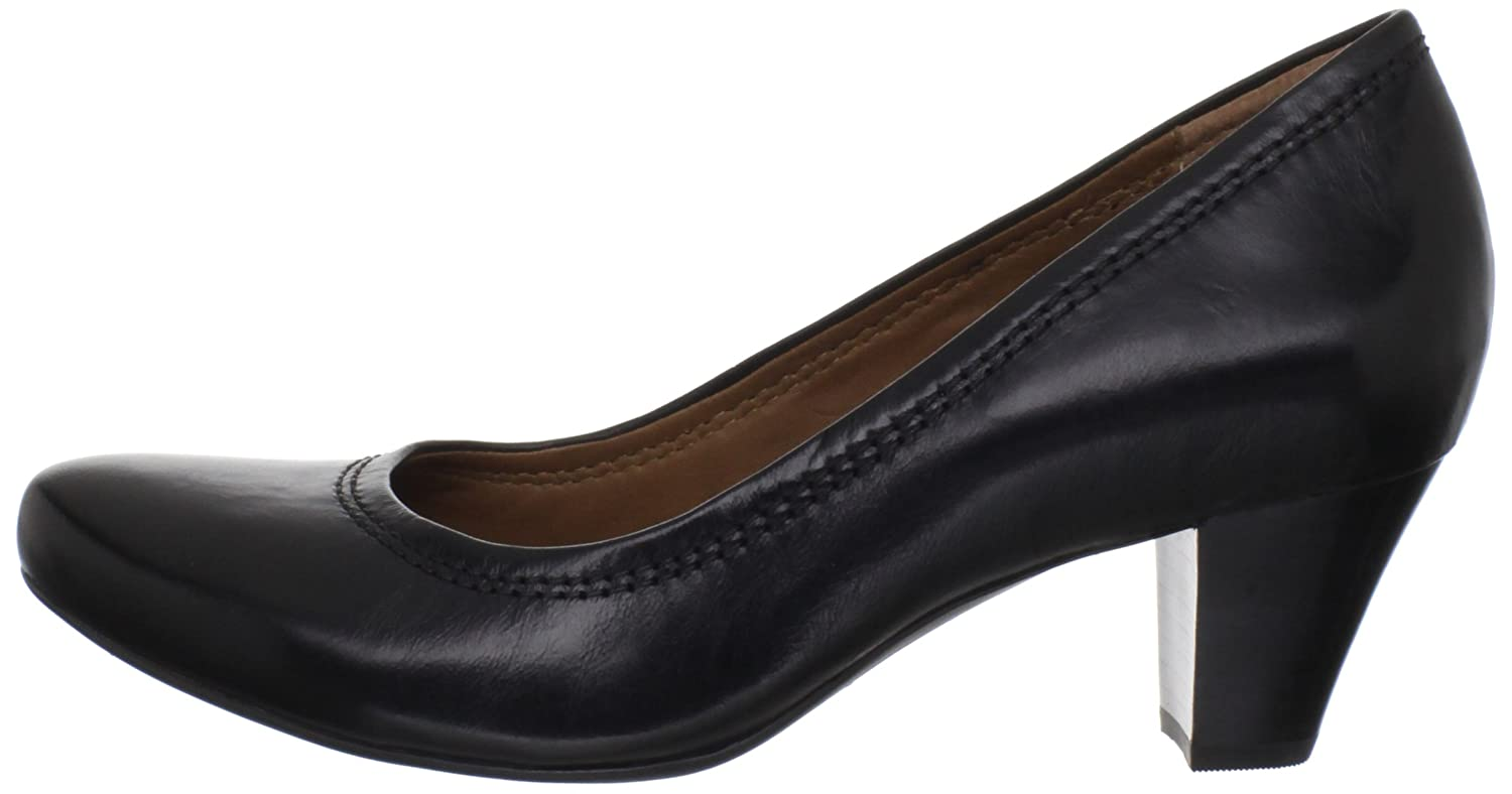 Clarks Women's Artisan Decade Rana Pump, Black, 9.5 M US: Amazon.co.uk:  Shoes & Bags