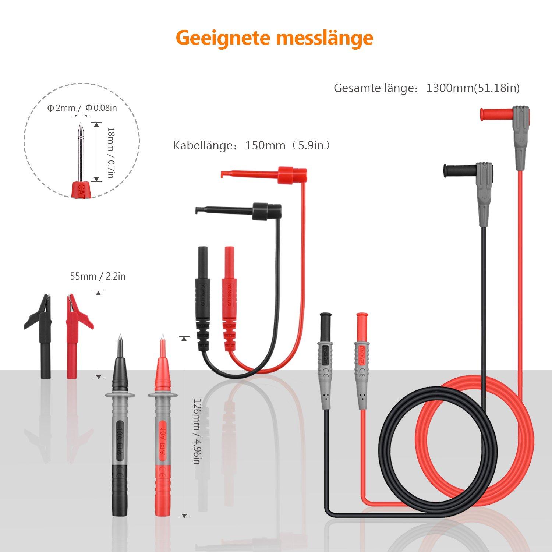 Wunderbar Standard Kabelgröße Fotos - Schaltplan Serie Circuit ...