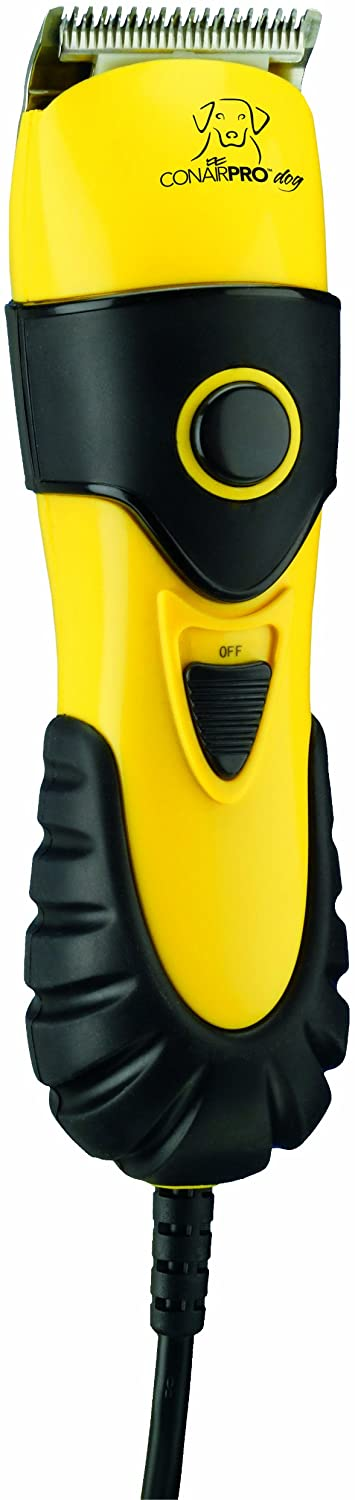 Conair Clipper2IN116PCKITPGRD420, Yellow and Black