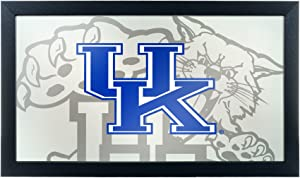 Trademark Gameroom University of Kentucky Wildcats Framed Logo Mirror - Fade
