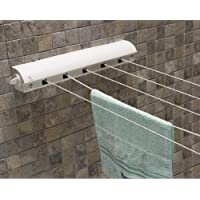 Primanova Geras Beyaz Çamaşır Askısı M-B23-01