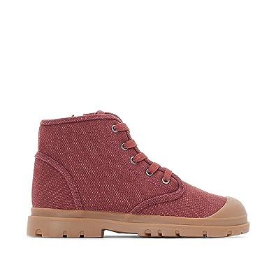 La Redoute Collections Jungen Hohe Sneakers Denim 2835 Gre 29 Schwarz tPGjnO