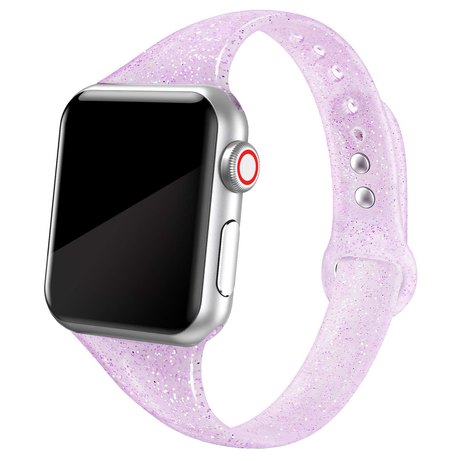 Malla Silicona para Apple Watch (38/40mm) SWEES [7T8XSNC3]