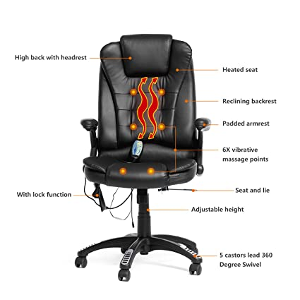 New Heated Electric Chair Mat Backrest Cushion For Sale Massage & Relaxation