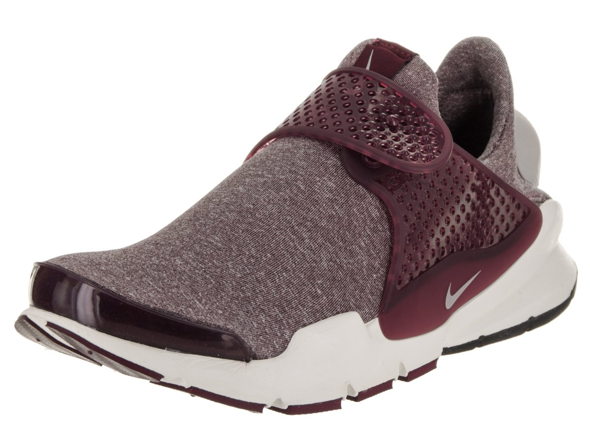 NIKE Womens Sock Dart Running Shoes B01M24PPCQ 7 M US|Night Maroon/Lt Iron Ore