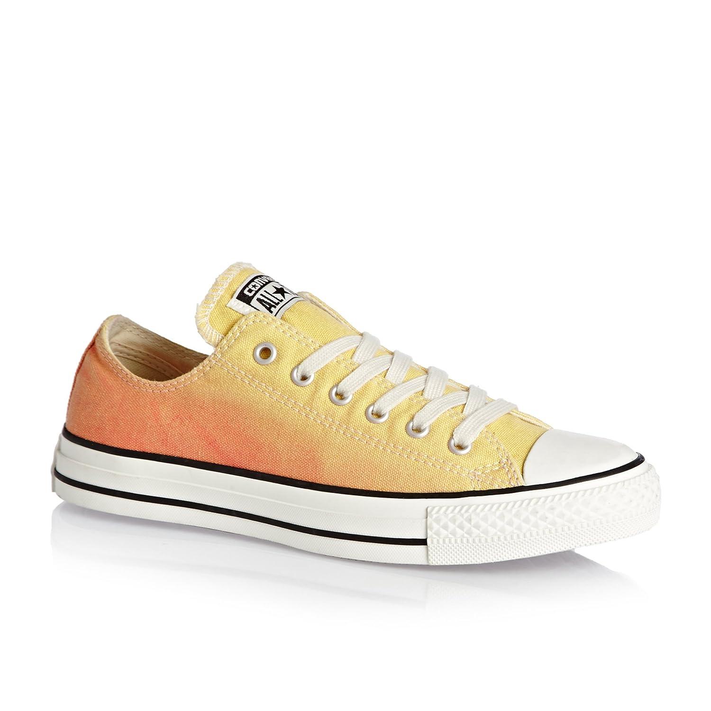 Converse Chuck Taylor All Star, Zapatillas Unisex Adulto 35 EU|amarillo
