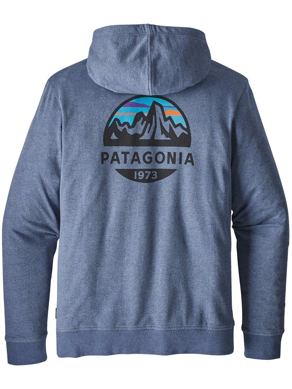 Patagonia M & 039;S Fitz Roy Scope LW Full-Zip, Sweatshirt