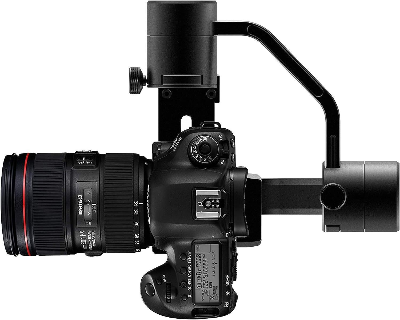 Moza - Estabilizador de cámara de Aire (3 Ejes, con Doble ...