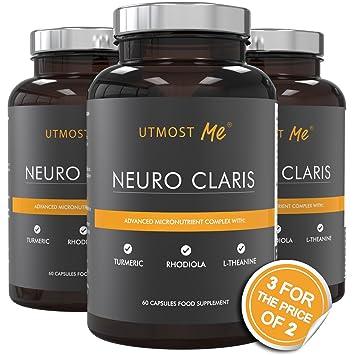 Suplemento Nootrópico: para pensar con claridad, incrementar la atención y mejorar la memoria | Estimulación natural de la dopamina ...