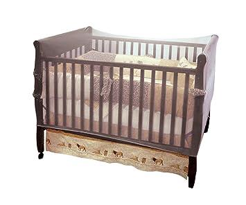 Nuby Crib Net Crib Netting Baby Crib Net Crib Mosquito Net Crib  sc 1 st  Amazon.com & Amazon.com : Nuby Crib Net Crib Netting Baby Crib Net Crib ...