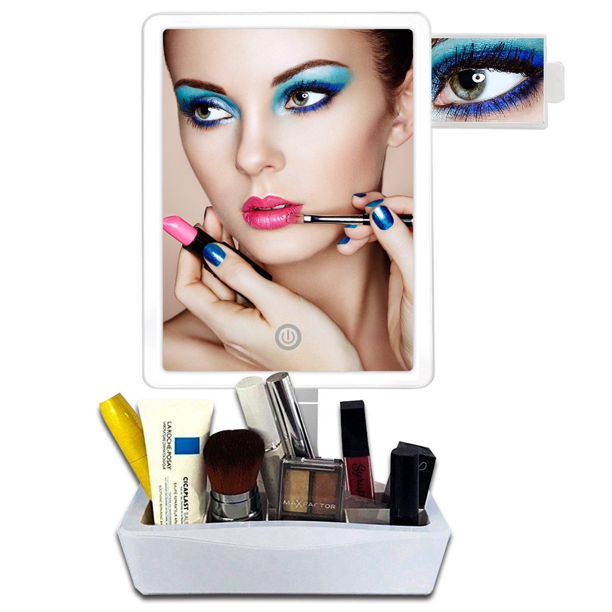 Artifi Lighted Makeup Mirror, Large LED vanity Mirror