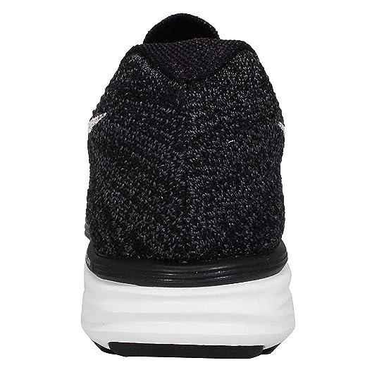 ... Amazon.com Nike Mens Flyknit Lunar3, BLACKWHITE-PERSIAN VIOLET-HT LAVA,  Nike LunarEpic Flyknit Womens Running Shoe ...