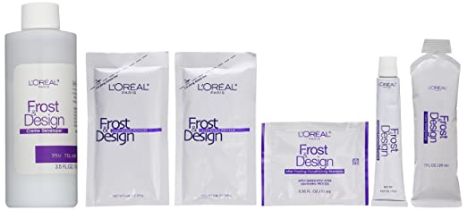 Amazon Com L Oreal Paris Frost And Design Cap Hair Highlights For