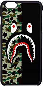 Bape shark colorfull 3 Case For iPhone 7