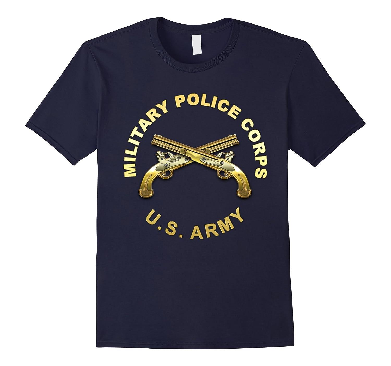 US Army - Military Police Corps Tshirt-RT