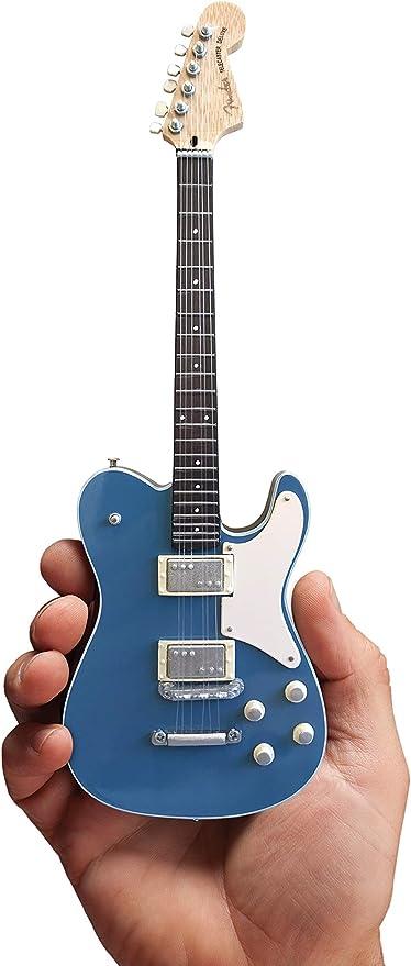 Guitarra Fender edición Limitada 1 de 150 – Licencia ...