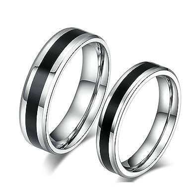 Aooaz Ringe Eheringe Trauringe Hochzeit Ringe Mit Gravur Fur Sie Und