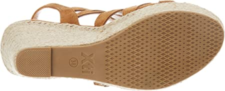 XTI 44039.0, Sandalias con Plataforma para Mujer
