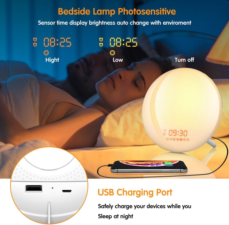 Amazon coupon code for Sunrise Alarm Clock