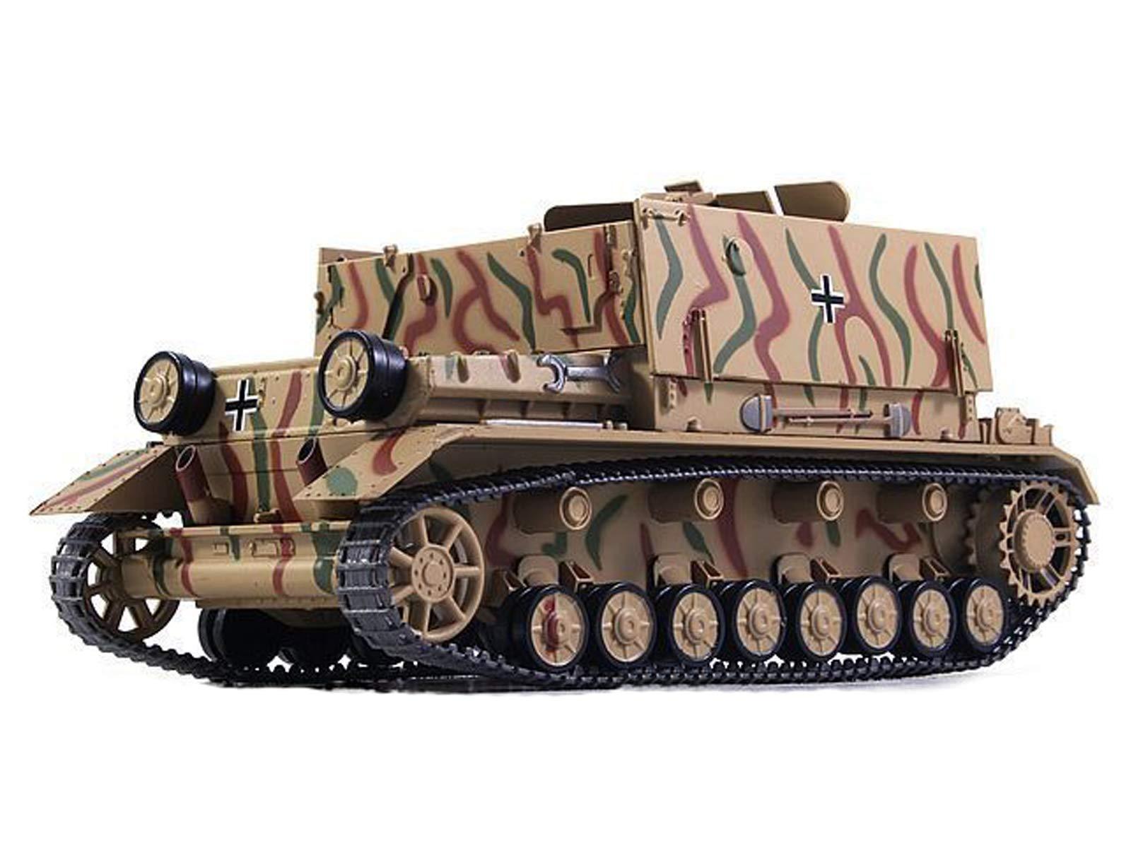 Flakpanzer IV Mobelwagen 1944 Year German Panzer IV Tank 1/43 Collectible Model Vehicle Self-Propelled Anti-Aircraft Gun by Deutsche Eisenwerke